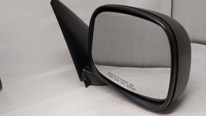 2002-2008 Dodge Ram 1500 Passenger Right Side View Power Door Mirror Black 57900 - Oemusedautoparts1.com