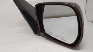 2003-2008 Honda Pilot Passenger Right Side View Power Door Mirror Red 57951 - Oemusedautoparts1.com
