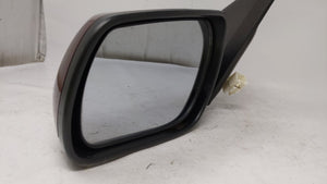 2007-2009 Mazda 3 Driver Left Side View Power Door Mirror Red 58039 - Oemusedautoparts1.com
