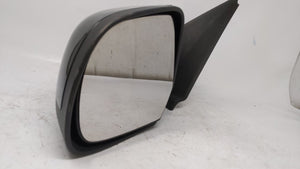 2012-2014 Nissan Versa Driver Left Side View Power Door Mirror Black 58043 - Oemusedautoparts1.com