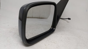 2007-2011 Chevrolet Hhr Driver Left Side View Power Door Mirror Blue 58137 - Oemusedautoparts1.com