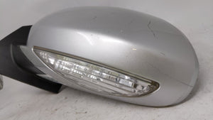 2008-2012 Buick Enclave Driver Left Side View Power Door Mirror Silver 58143 - Oemusedautoparts1.com