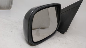 2009-2010 Pontiac Vibe Driver Left Side View Power Door Mirror Grey 58182 - Oemusedautoparts1.com