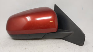 2008-2010 Dodge Avenger Passenger Right Side View Power Door Mirror Red 58231 - Oemusedautoparts1.com