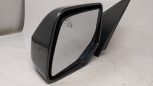 2008-2009 Ford Escape Driver Left Side View Power Door Mirror Grey 58241 - Oemusedautoparts1.com