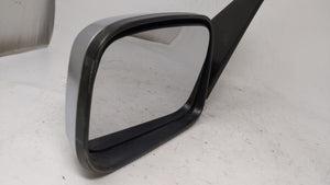 2006-2007 Chevrolet Hhr Driver Left Side View Power Door Mirror Silver 58266 - Oemusedautoparts1.com