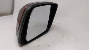 2005-2007 Mercury Montego Driver Left Side View Power Door Mirror Red 58295 - Oemusedautoparts1.com