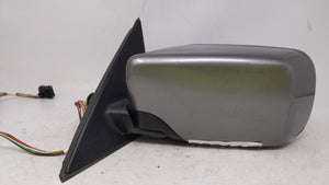 2001-2003 Bmw 530i Driver Left Side View Power Door Mirror Gold 58313 - Oemusedautoparts1.com