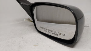 2001-2005 Dodge Stratus Passenger Right Side View Power Door Mirror Black 58363 - Oemusedautoparts1.com