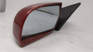 2006-2008 Kia Optima Driver Left Side View Power Door Mirror Red 58388 - Oemusedautoparts1.com