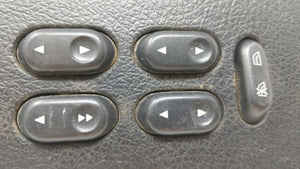 2008 Isuzu Lt Driver Left Door Master Power Window Switch 37635 Stock #37635 - Oemusedautoparts1.com