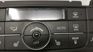 2011 Chrysler Town & Country Ac Heater Climate Control Temperature Oem 68568