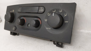 2002-2002 Jeep Grand Cherokee Ac Heater Climate Control Temperature Oem 68660