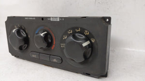 2005-2008 Nissan Frontier Ac Heater Climate Control 5neh-19808-a 68680