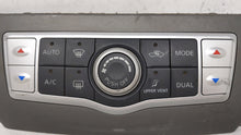 2010-2014 Nissan Murano Ac Heater Climate Control 27500 1v40a 68702