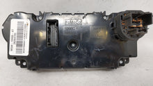 2010-2012 Ford Fusion Ac Heater Climate Control Temperature Oem 68707