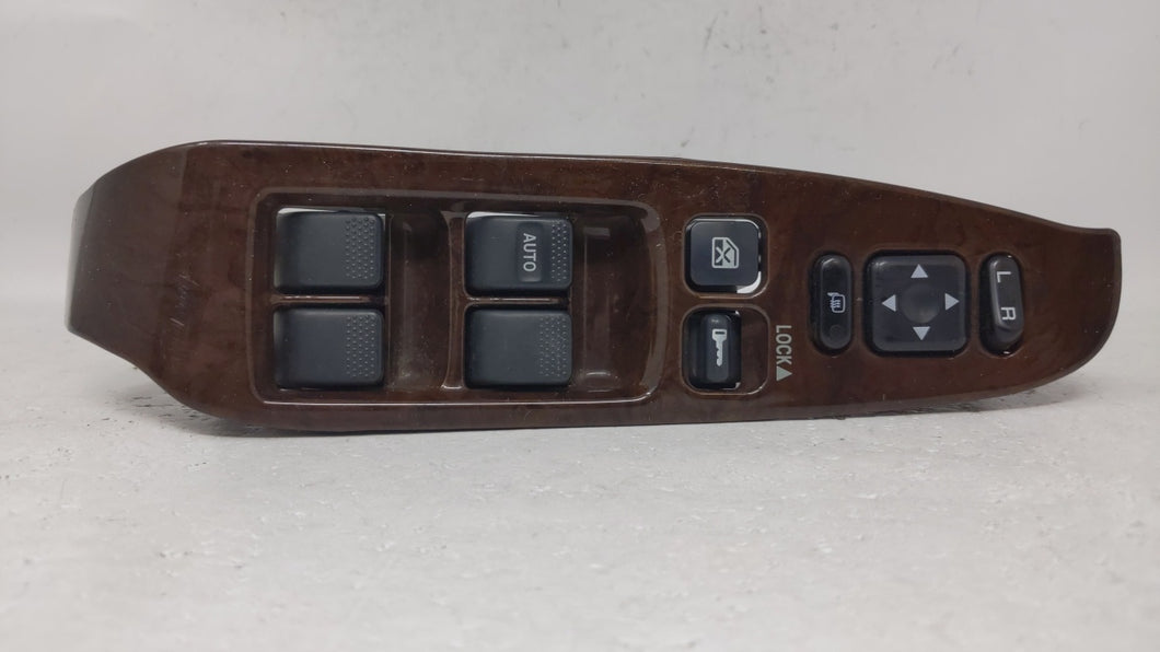 2003-2004 Subaru Legacy Driver Left Door Master Power Window Switch 69878