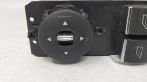 2012-2015 Ford Focus Driver Left Rear Power Window Switch 69879
