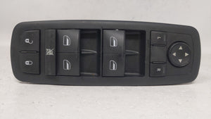 2013 Dodge Dart Driver Left Door Master Power Window Switch 69887