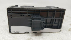 2009 Audi A4 Driver Left Door Master Power Window Switch 37656 Stock #37656 - Oemusedautoparts1.com