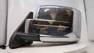 2007 2008 2009 2010 2011 Jeep Patriot Chrome Driver Side Rear View Door Mirror 37216 Stock #37216