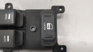 2009-2010 Hyundai Genesis Driver Left Door Master Power Window Switch 70107