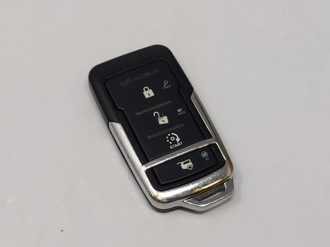 Excalibur Keyless Entry Remote Elvntnh Omega 1411 4 Buttons Suv