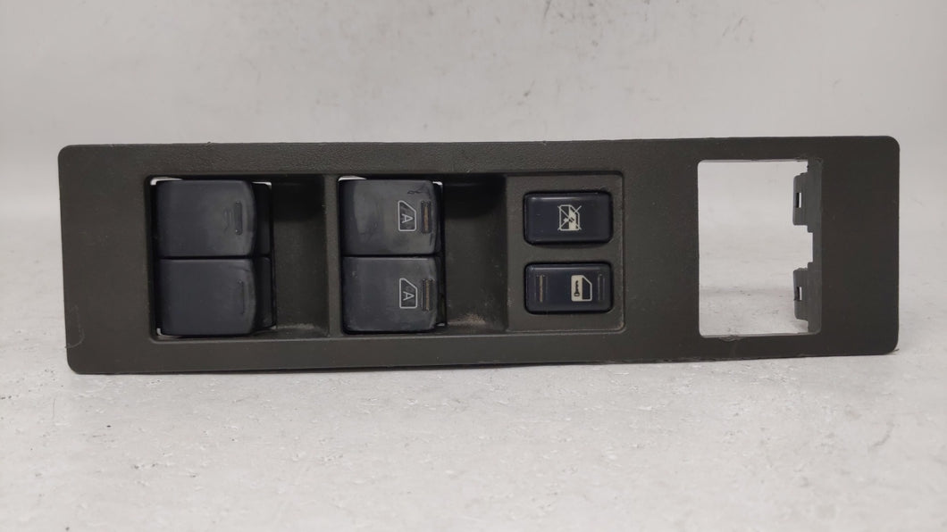 2006 Nissan Titan Driver Left Door Master Power Window Switch 70151