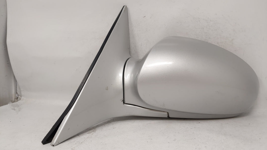 1999-2005 Hyundai Sonata Driver Left Side View Power Door Mirror Silver 70418