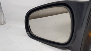 1996-2000 Honda Civic Driver Left Side View Power Door Mirror Black 70444