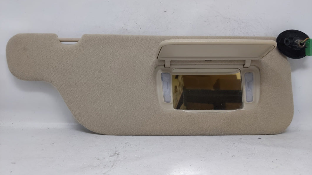 1999-2003 Ford Windstar Passenger Right Sun Visor Sunvisor Gray 70503