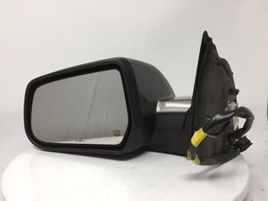 2010 2011 Chevrolet Equinox Driver Left Side View Power Door Mirror Oem P258