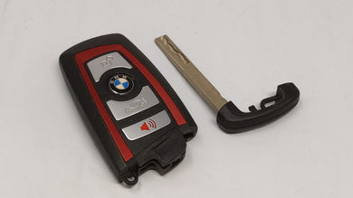BMW Keyless Entry Remote YGOHUF5662 9 266 845-02 4 buttons 79363