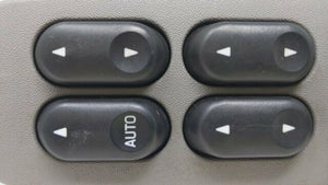 2002 Ford Sable Driver Left Door Master Power Window Switch 41997 Stock #41997