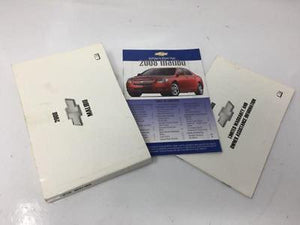 2008 Chevrolet Malibu Operator Owners Manual User Guide W373g - Oemusedautoparts1.com