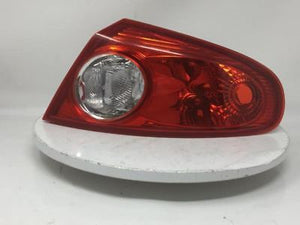 2005 2006 2007 2008 Suzuki Reno Passenger Right Tail Light Lamp W384a