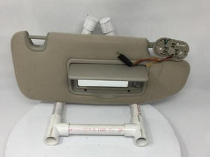 2006 2007 2008 2009 Ford Fusion Passenger Right Sun Visor Shade Mirror Oem W426a - Oemusedautoparts1.com