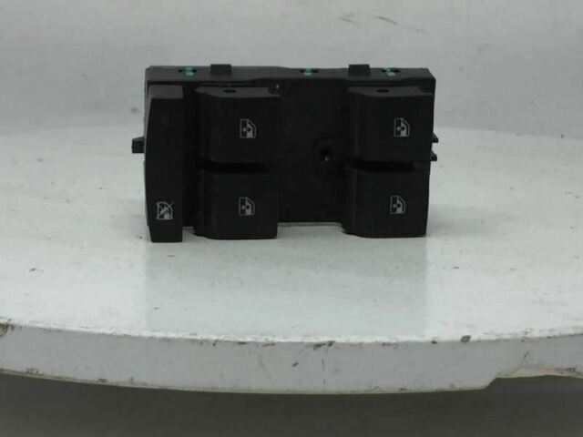 2010 Chevy Equinox Driver Left Door Master Power Window Switch W493d - Oemusedautoparts1.com