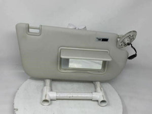 2013 2014 2015 2016 2017 Ford Escape Passenger Right Sun Visor Shade Mirror Oem W491d - Oemusedautoparts1.com