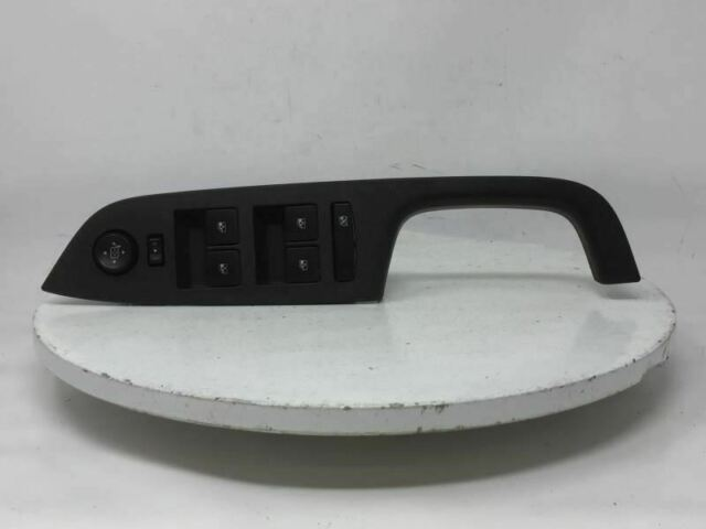 2010 2011 2012 2013 2014 2015 2016 2017 Chevrolet Equinox Driver Left Door Master Power Window Switch W493a - Oemusedautoparts1.com