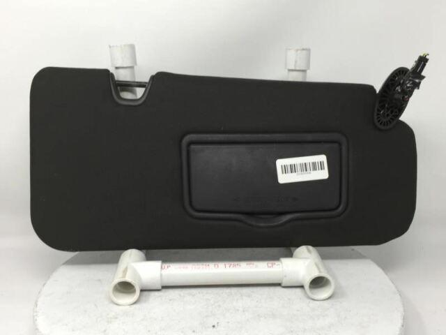 2011 Ford Escape Passenger Right Sun Visor Shade Mirror Oem W421b - Oemusedautoparts1.com