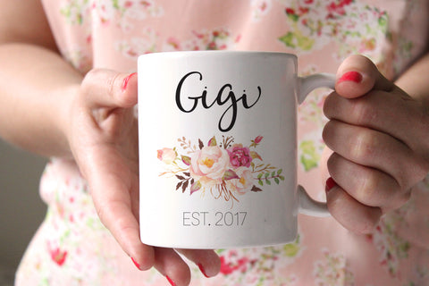 Gigi 2017 Coffee Mug