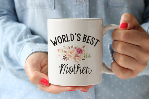 World's Best Mother Coffee Mug