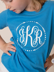 Personalized Girls Shirt