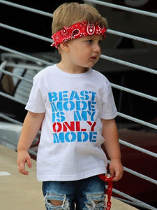Beast Mode is my Only Mode Shirt