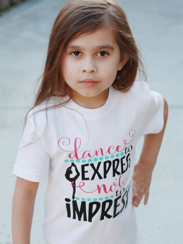 Youth Dance To Express Shirt