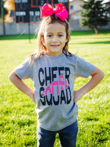 Youth Cheer Squad Shirt