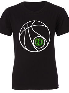 Personalized Basketball Shirt