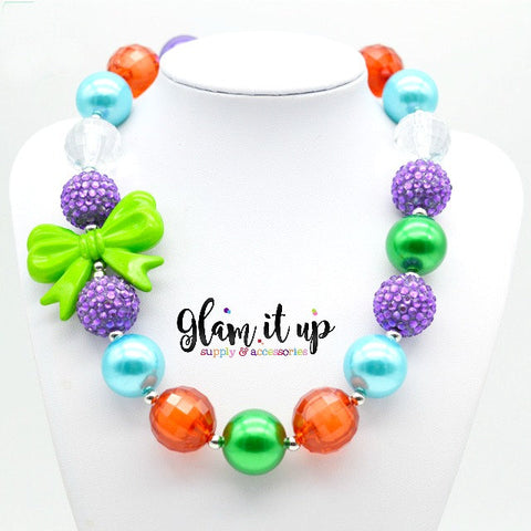 Ariel Inspired Chunky Necklace