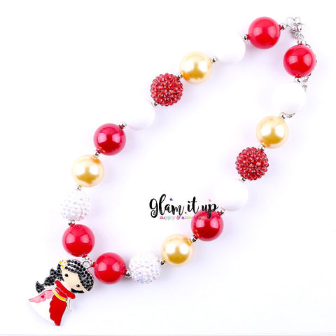 Elena of Avalor Chunky Necklace